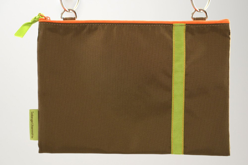 Ibou Pocket - brown